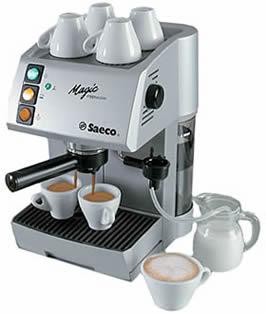 кофемашина saeco cappuccino combi инструкция